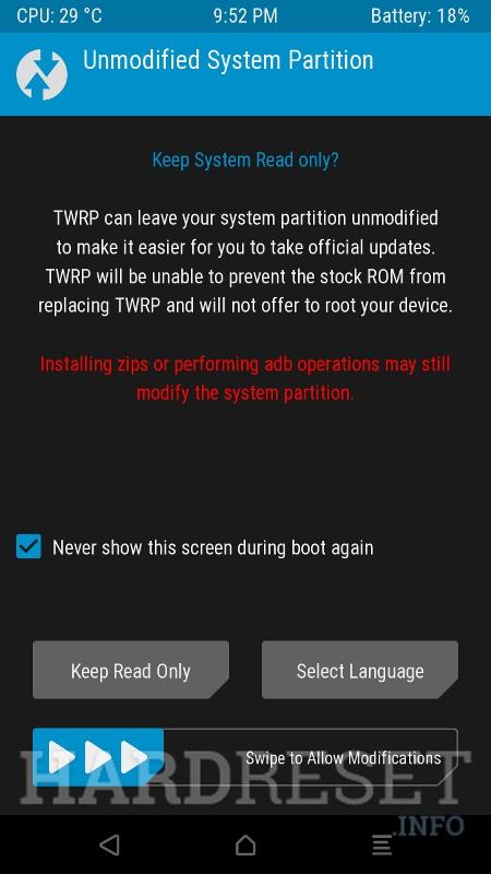 How to Root LENOVO P2 phone? - HardReset info
