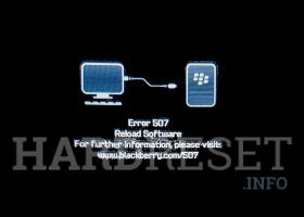 How To Update / Change / Repair Firmware in Blackberry phones? - article image on hardreset.info
