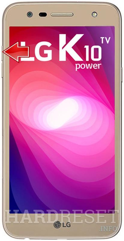 Download Mode LG K10 Power - HardReset info