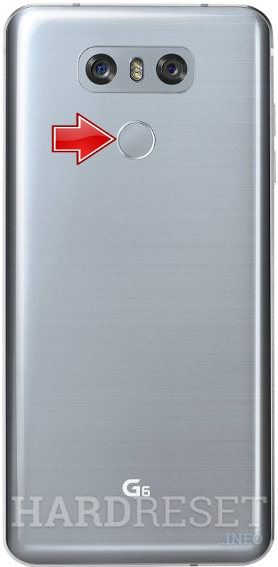 Fastboot Mode LG G6 LS993 (Sprint) - HardReset info