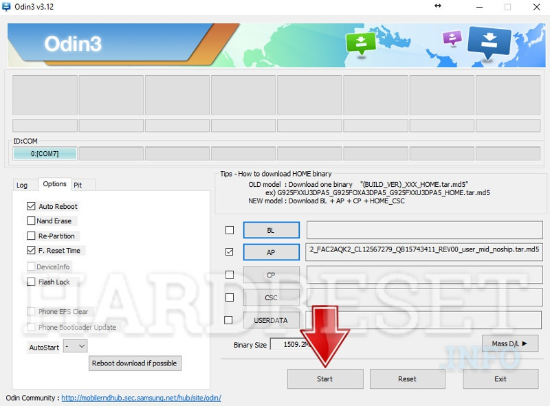 How to remove Google Account protection / Factory Reset