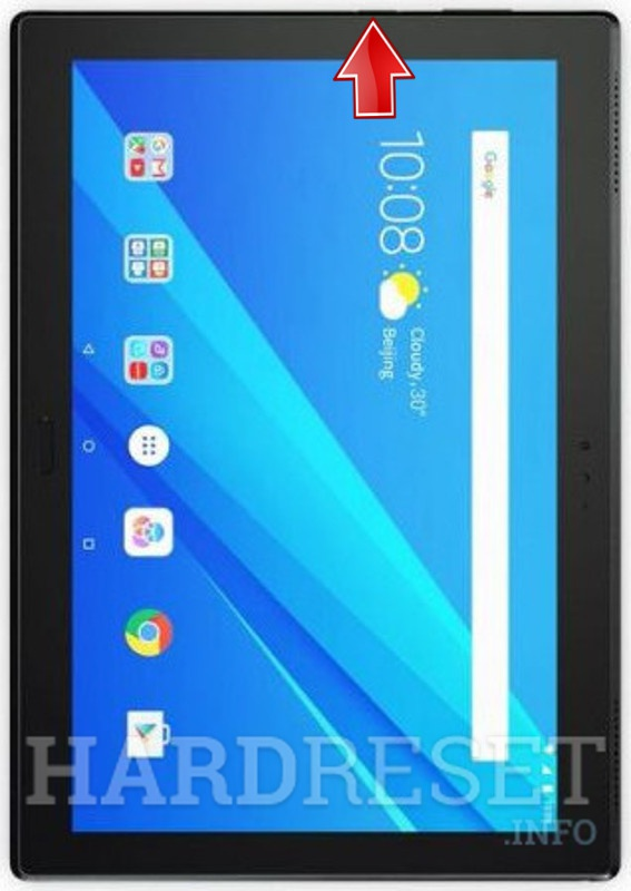 Remove Screen Lock on LENOVO Tab 4 10 (LTE)
