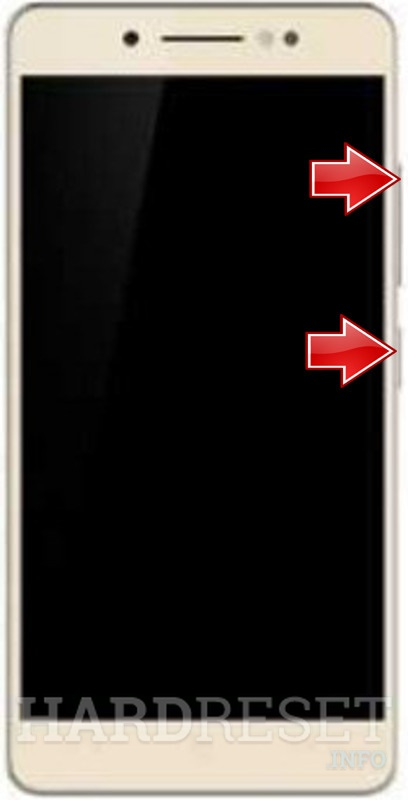 Remove screen password on ITEL P12