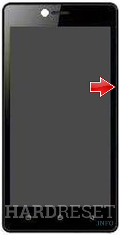 Remove screen password on ITEL IT1507