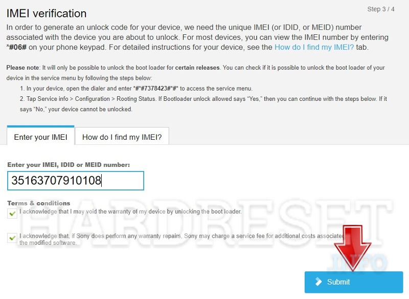 How to Unlock Bootloader in SONY Xperia XA1 Ultra G3221 phone