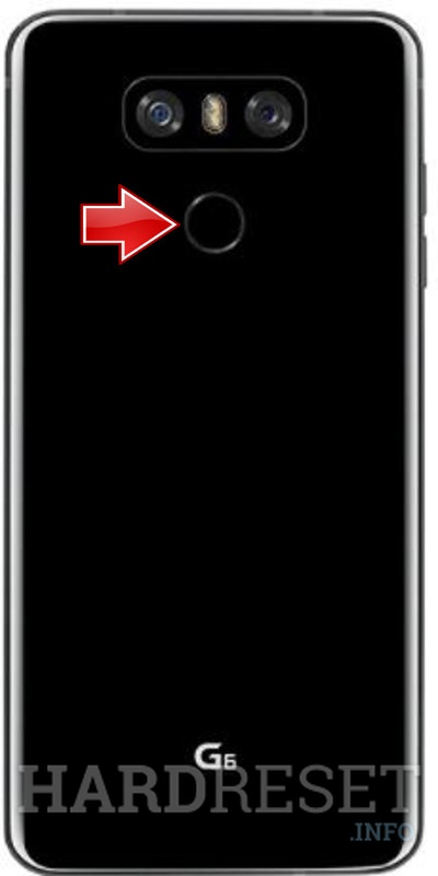 Fastboot Mode LG G6 - HardReset info