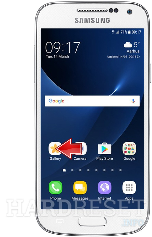 How To Take Screenshot In Samsung G890a Galaxy S6 Active How To Hardreset Info