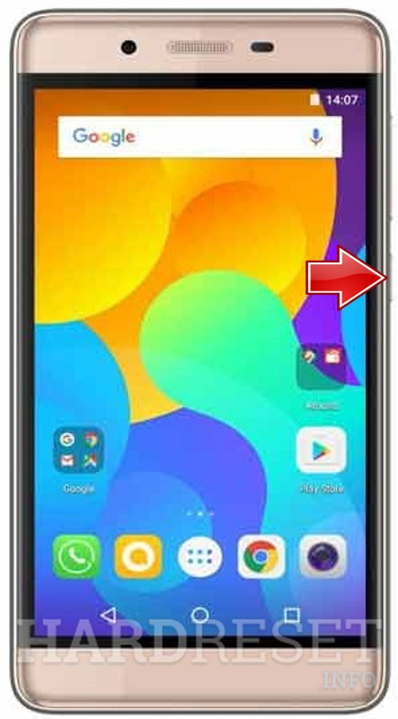 Hard Reset MICROMAX Evok Power
