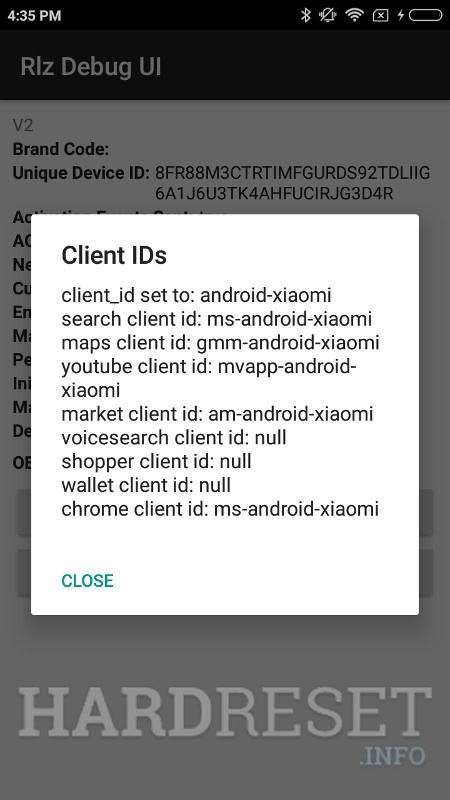 Permanently delete data from XIAOMI Redmi 5