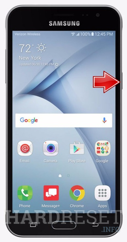 Download Mode SAMSUNG Galaxy J3 Luna Pro - HardReset info