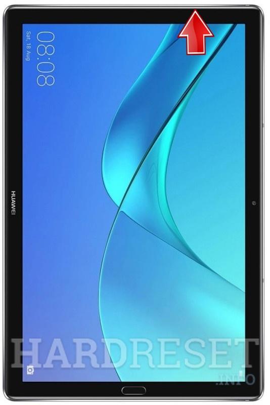 Fastboot Mode HUAWEI MediaPad M5 10 - HardReset info
