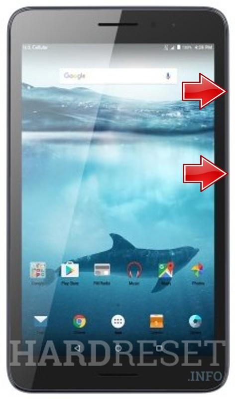 Remove Screen Lock on ZTE Zpad 8