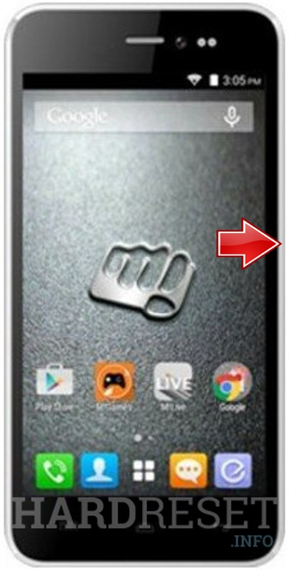 Permanently delete data from MICROMAX Q326 Bolt