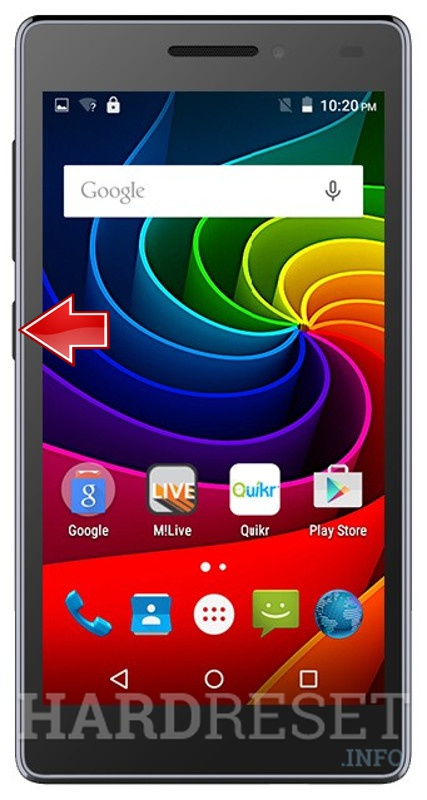 micromax x332 software