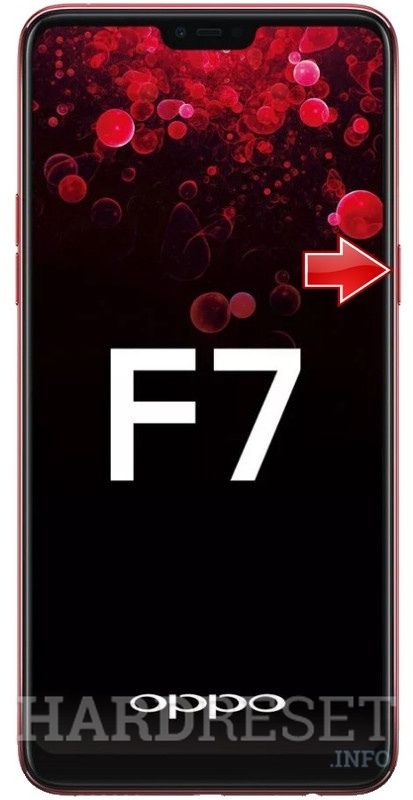 Permanently delete data from OPPO F7