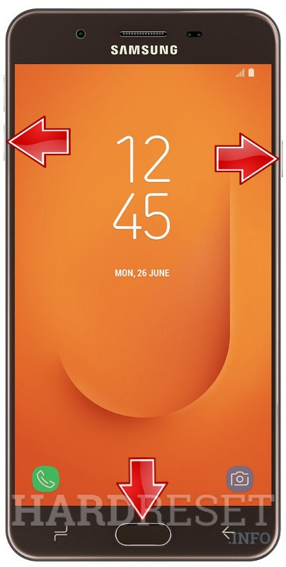 Download Mode SAMSUNG Galaxy J7 Prime 2 - HardReset info