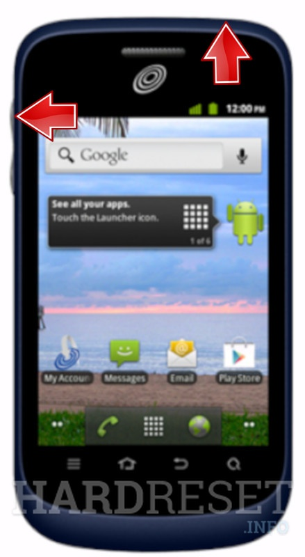 Zte N817 Recovery Mode