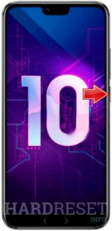 Hard Reset HUAWEI Honor 10