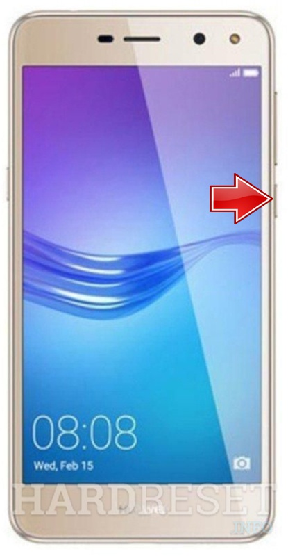 Recovery Mode HUAWEI Y5 2017 - HardReset info