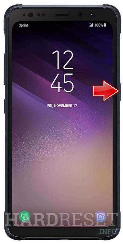 Hard Reset SAMSUNG Galaxy S9 Active
