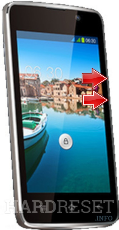 Remove Screen Lock on ITEL IT1406