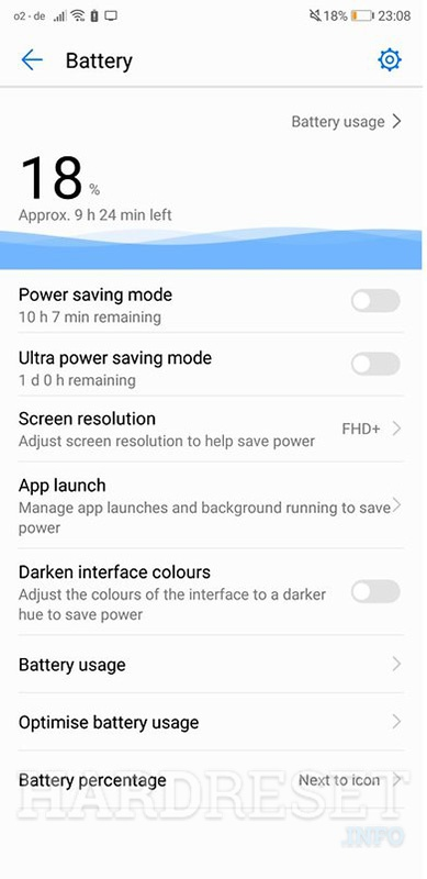 Permanently delete data from HUAWEI P20 Lite