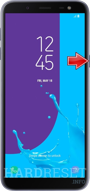 Download Mode SAMSUNG Galaxy J6 - HardReset info