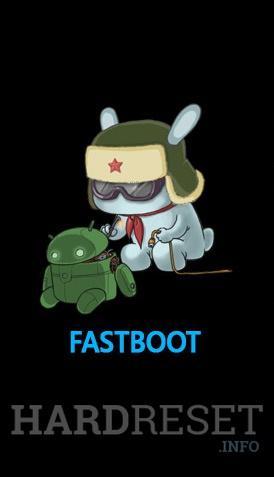 Fastboot Mode XIAOMI Redmi 5A - HardReset info