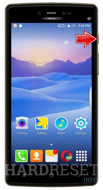 Hard Reset VIDEOCON Ultra 30 V50NL