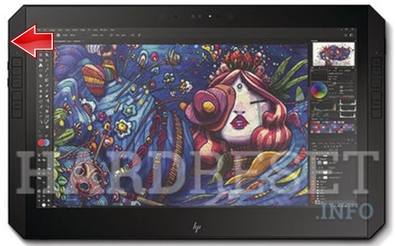 Boot Mode HP ZBook x2 - HardReset info