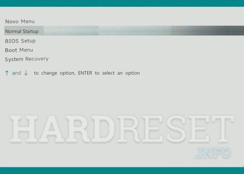 Boot Mode HP Pro Tablet 10 EE G1 - HardReset info