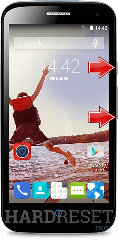 Remove Screen Lock on ZTE Blade QLux 4G