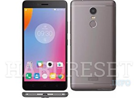 How bypass Google Account protection in Lenovo K6, K6 Power, K6 Note phone? - article image on hardreset.info