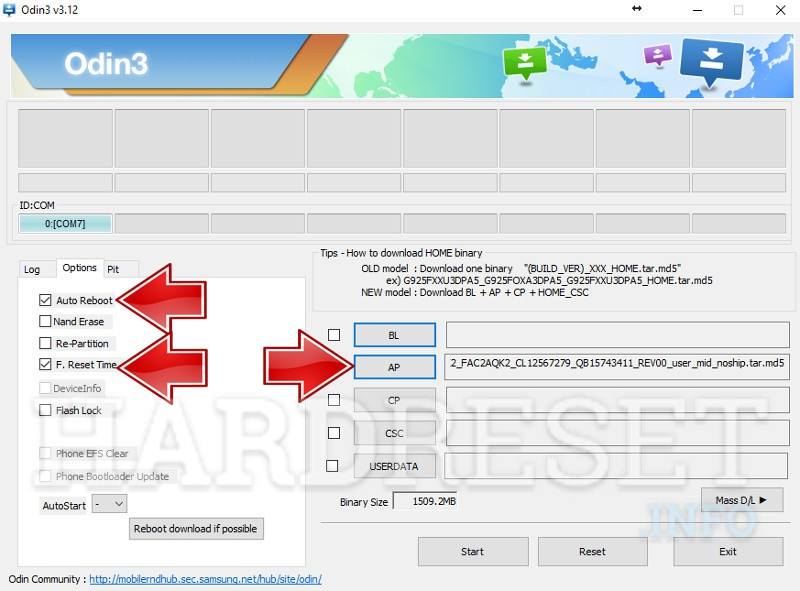 How remove Google Account protection / Factory Reset protection in