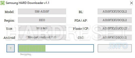 imei.info Samsung Download Firmware database