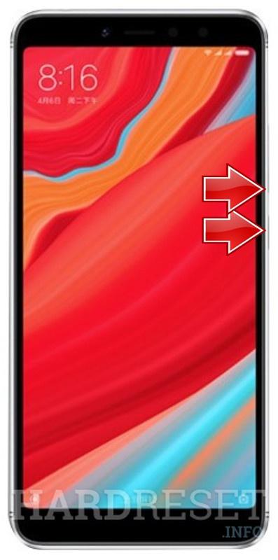 Fastboot Mode Xiaomi Redmi Y2 Hardreset Info