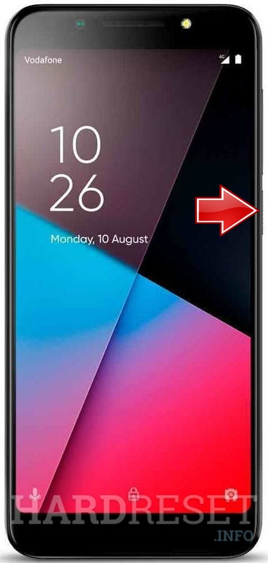 Hard Reset VODAFONE Smart N9 Lite