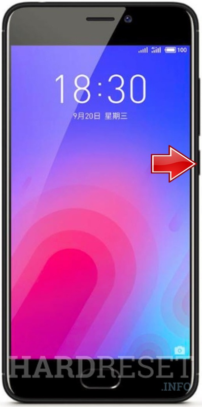 How to Hard Reset my phone - MEIZU M6 - HardReset info