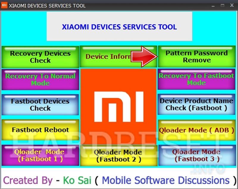 Master Reset XIAOMI Mi 4i LTE - HardReset info