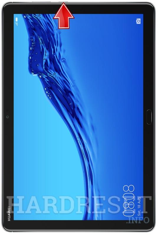 Fastboot Mode HUAWEI MediaPad M5 Lite 10 LTE - HardReset info