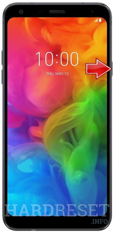 Hard Reset LG Q7 Plus - HardReset info