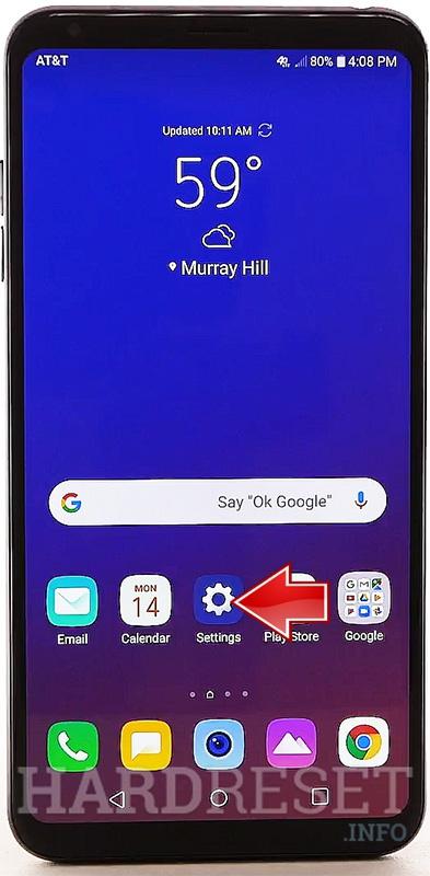 Portable Hotspot LG Q7 Plus - HardReset info