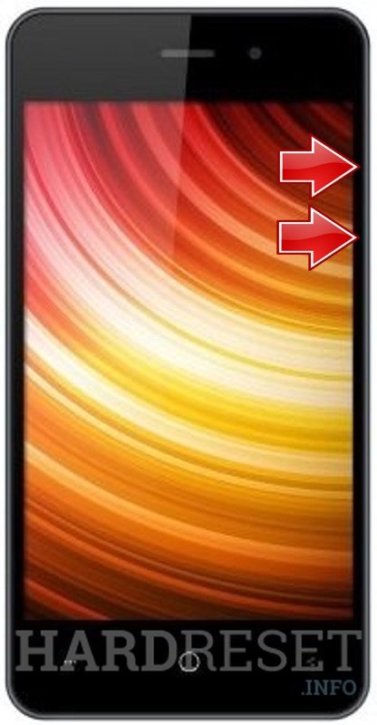 Remove screen password on LEAGOO Z1
