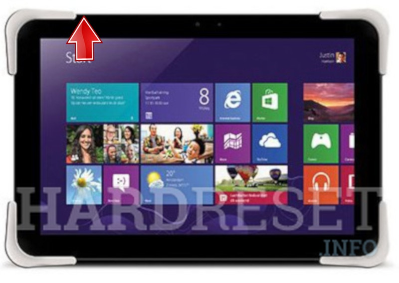 Hard Reset POINT OF VIEW Mobii Wintab P1100
