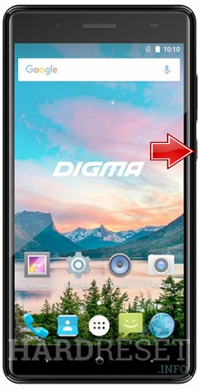 Remove Screen Lock on DIGMA Hit Q500 3G