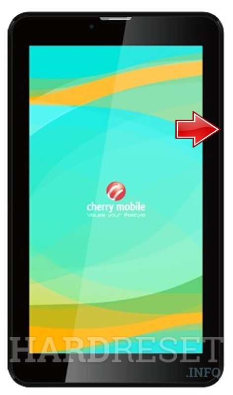 Recovery Mode CHERRY MOBILE Maia Pad Plus - HardReset info