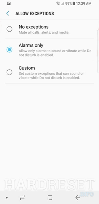 Restore SAMSUNG Galaxy Note 9