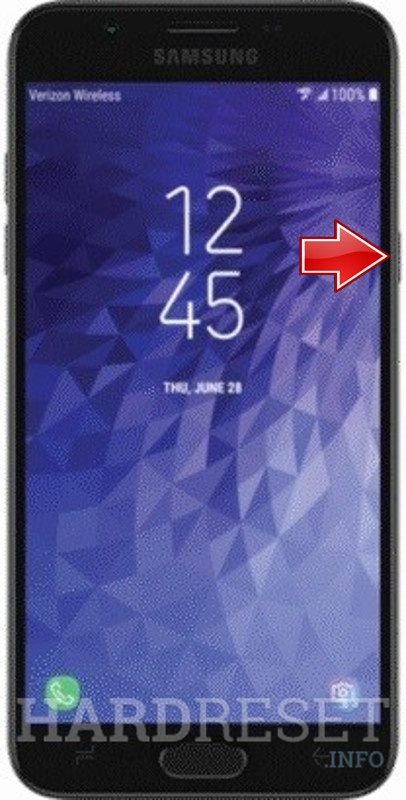 Hard Reset SAMSUNG Galaxy J3 V 3th Gen
