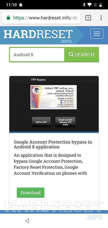How bypass Google Account verification in Xiaomi Mi A2 / A2 Lite