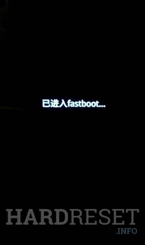 Fastboot Mode OPPO F9 Pro - HardReset info